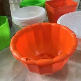 Các loại chậu nhựa treo