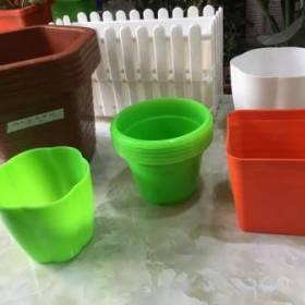 Các loại chậu nhựa trồng cây cảnh