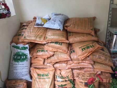 Sản phẩm đất và phân bón - Đất Tribat tại Hà Nội