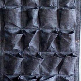Túi vải trồng cây 20 túi