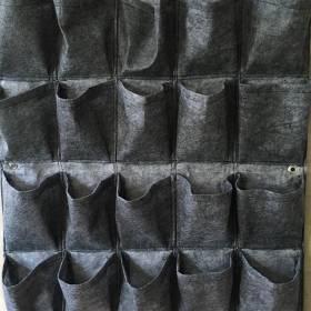 Túi vải treo tường
