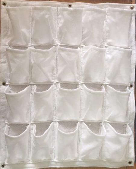 thảm túi vải Gs54