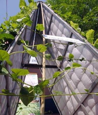 Vườn treo rau sạch thông minh