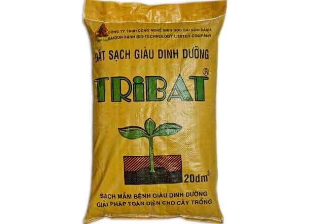 Đất dinh dưỡng tribat 20dm3