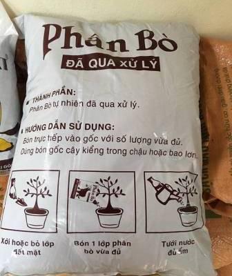 Huong dan su dung phan bo cho cay trong