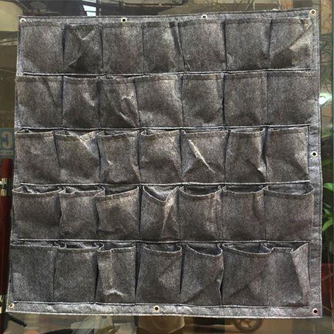 Túi vải trồng cây 1mx1m